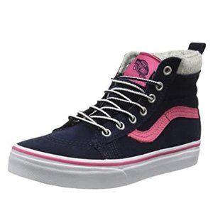 Vans Unisex Kids Sk8-Hi (MTE) Skateboarding Shoe